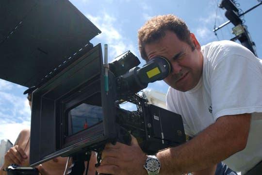Una de las cámaras que desarrolló Sony para que se pudiera realizar una producción en 3D. Foto: Sony