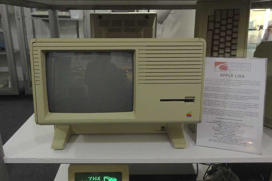 La Apple Lisa.