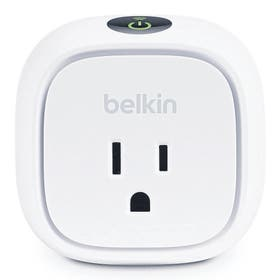 Enchufe inteligente de Belkin