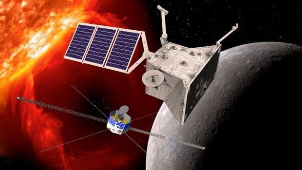 La sonda BepiColombo tardará 7 años en viajar de la Tierra a Mercurio