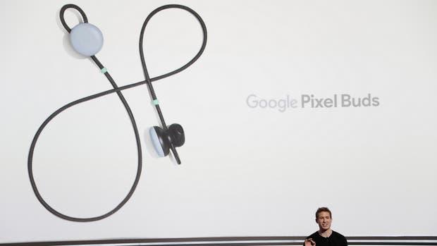 Los auriculares traductores de Google
