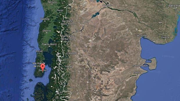 Resultado de imagen para terremoto de chile diciembre 2016