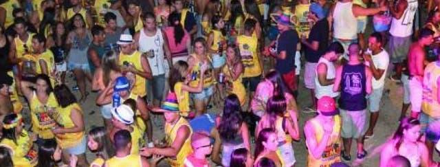 Bloco Vem que Vem, uno de los que va a garantizar el carnaval en las calles de Buzios este 2018