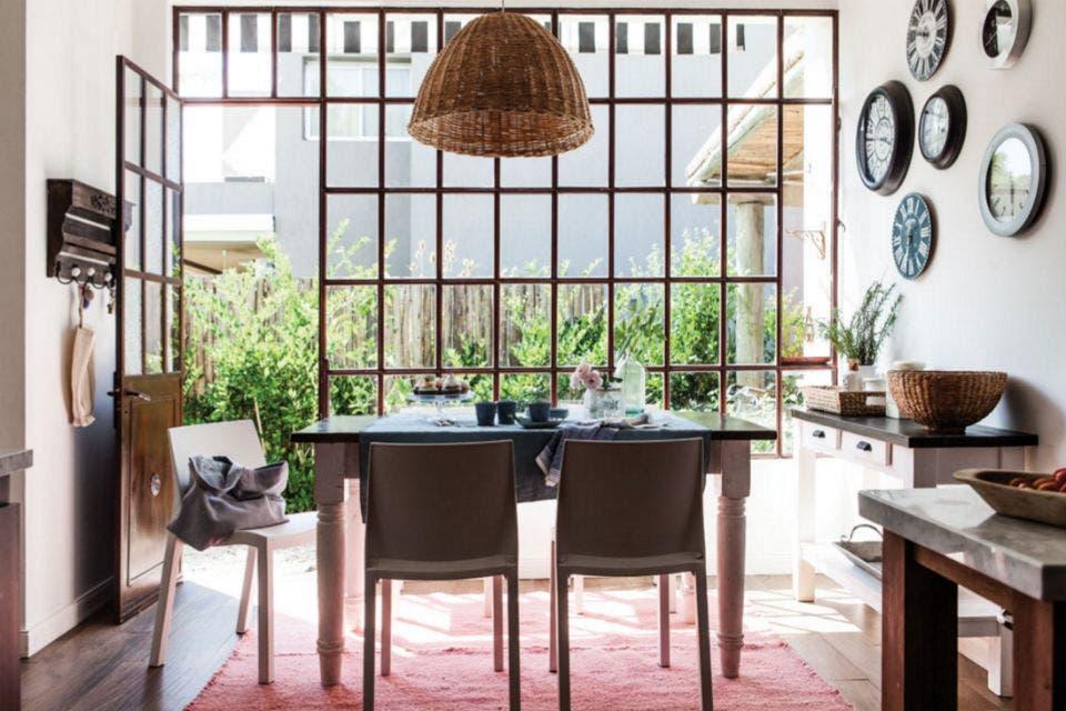 Vidrio repartido: 8 ideas para las ventanas de tu casa