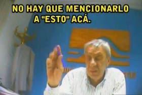 El presidente del directorio de Caminos de las Sierras, Ramón Sánchez, renunció tras una cámara oculta en la que se lo involucra de recibir coimas