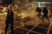Brasil-España: afuera del Maracaná, reinó el caos y la violencia