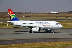 South African Airways dejará de volar a la Argentina