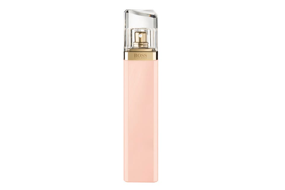 MA VIE Pour Femme Edp ($1094 x 75 ml, Hugo Boss).