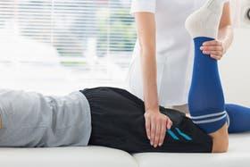 Los masajes terapéuticos, en aumento