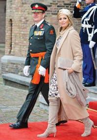Máxima de Holanda y su prenda fetiche: el turbante