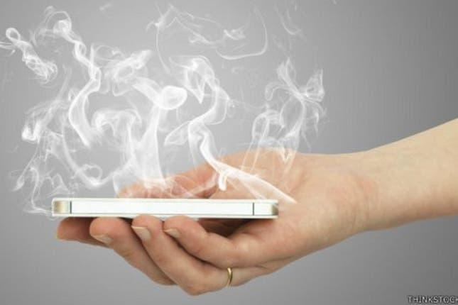 Se te calienta el celular ? pasa lince