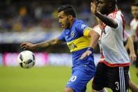 """Carlos Tevez, conforme con el empate: """"No nos entregamos nunca, me voy contento"""""""