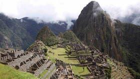 Las ruinas de Machu Picchu