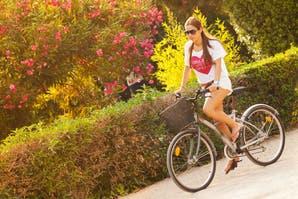 5 tips que te van a ayudar a andar más cómoda en bici