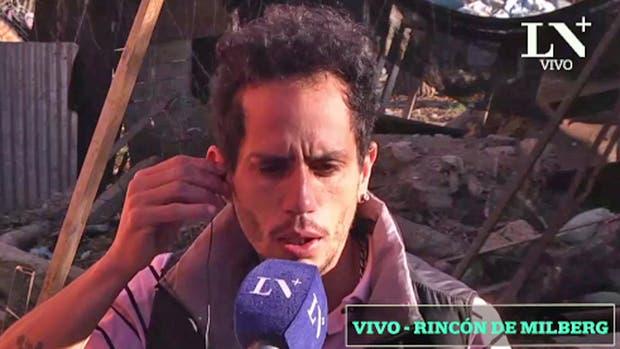 """""""La prioridad es mi sobrino, lo queremos encontrar vivo"""", dijo el hermano de la mujer asesinada en Tigre"""