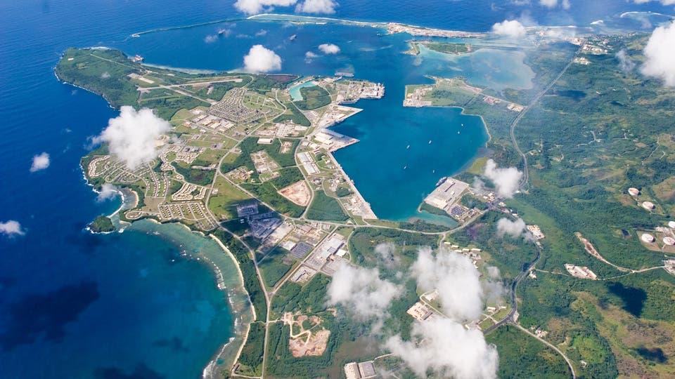 Guam, la isla paradisiaca del Pacífico que le teme a Kim Jong-un