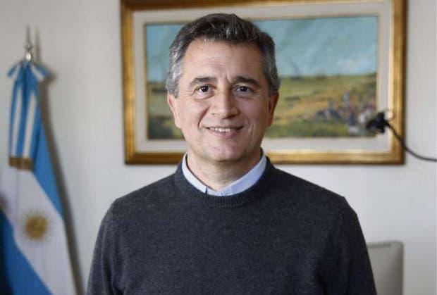 Luis M. Etchevehere, ministro de Agroindustria