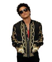 Bruno Mars: vivió en la calle y hoy es el heredero del pop
