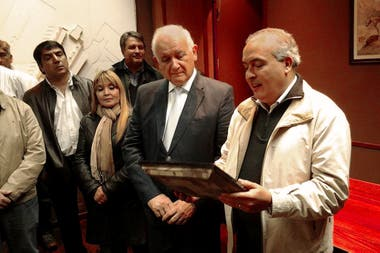 """Currently Morelli is a legislator for the oficialismo in the Tucumán camera; on the other hand, López, was imprisoned and now declared """"repentant"""" in the case of the bribery of the bribery"""