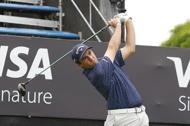 Andrés Gallegos jugó este año en el Korn Ferry pero tuvo también un buen rendimiento en el PGA Tour Latinoamérica