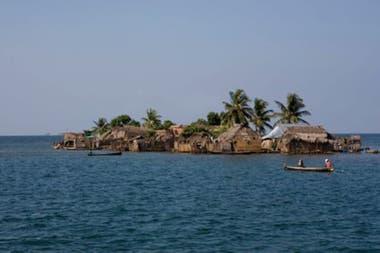 El archipiélago de San Blas es una de las principales atracciones turísticas de Panamá, pero también el hogar de personas que ve de primera mano cómo sube el nivel del mar