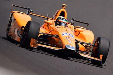 Después de la frustación de 2019, Fernando Alonso regresará nuevamente con McLaren a las 500 Millas de Indianápolis