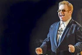 Elton John llegará a Buenos Aires en el marco de su gira internacional