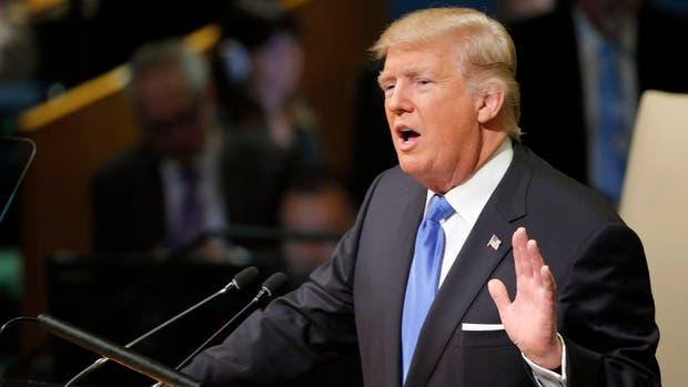 Trump presume avances en tema de Corea del Norte