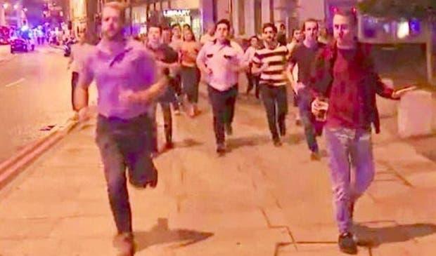 Un británico escapa con una cerveca