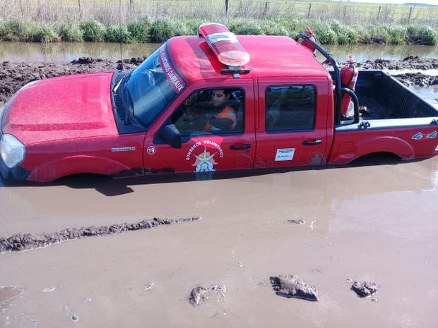 Los caminos rurales de Daireaux, en problemas