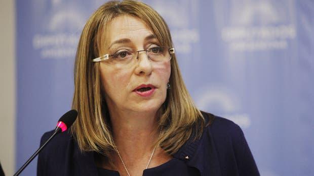 La procuradora general de la Nación Alejandra Gils Carbó