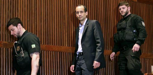 Marcelo Odebrecht, que ventiló como extendió la corrupción por la región