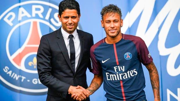 La reflexión de Bielsa sobre la llegada de Neymar a PSG
