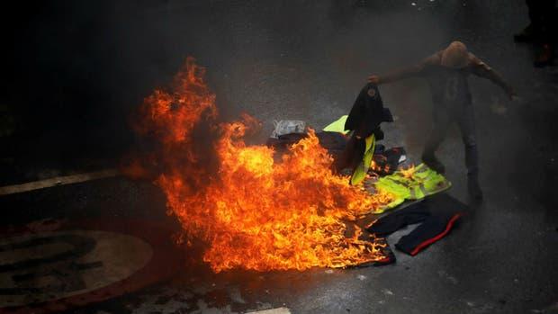 Al menos nueve muertos en Venezuela