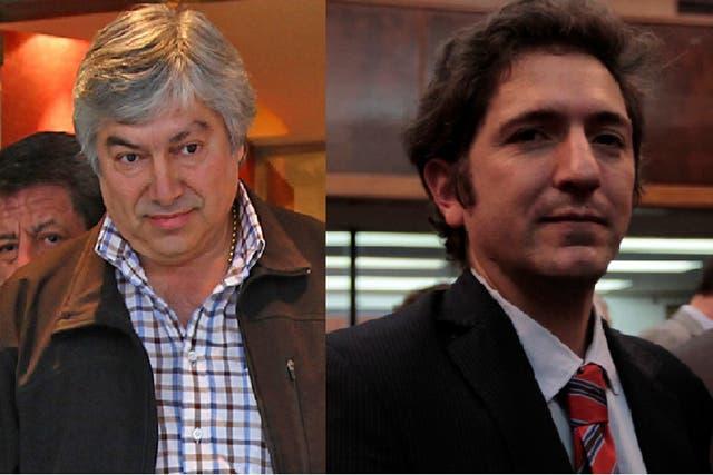 Lázaro Báez y el Juez Casanello