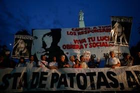 El crimen de Mariano Ferreyra ha tenido gran despliegue mediático y apoyo popular en el esclarecimiento de los responsables de su muerte