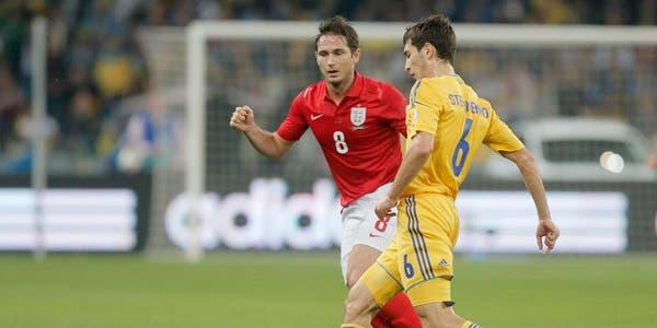 Inglaterra empató en Kiev y sigue soñando