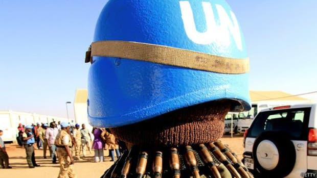La mayoría de los soldados de la ONU acusados de abusos sexuales provienen de África, pero también hubo denuncias contra cascos azules de naciones europeas como Alemania y Eslovaquia.