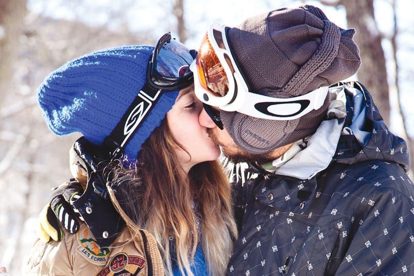 Momento romántico..