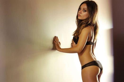 """Puse a Mila Kunis, sólo porque este fin de semana vi """"Amigos con beneficios"""". Peliculón (?)."""