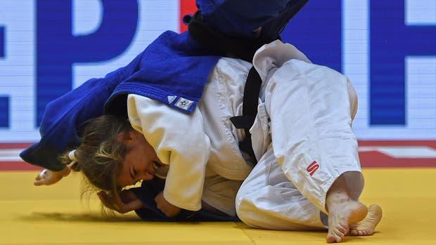 Paula Pareto se quedó con el bronce en Zagreb