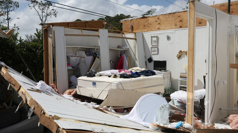 Florida empieza a recuperarse después del paso del huracán Irma. Foto: Reuters