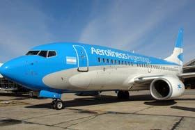 El Gobierno dispuso hoy aumentos en las tarifas del transporte aéreo
