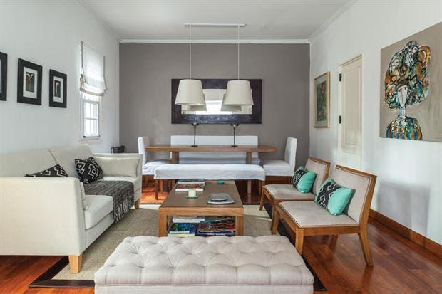 Ideas para iluminar la casa   living   espacio living