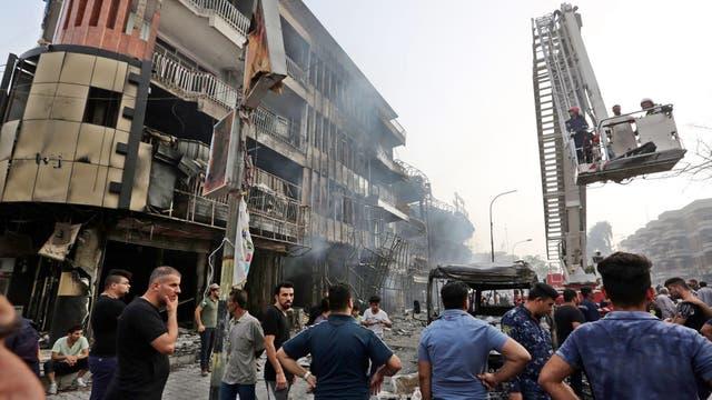 Son más de 200 los muertos confirmados. Foto: EFE