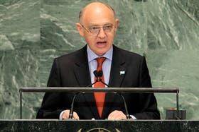 Héctor Timerman, Ministro de Relaciones Exteriores de la Nación