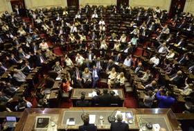 En la Cámara de Diputados hubo un debate de varias horas