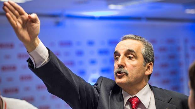 El ex secretario de Comercio Interior Guillermo Moreno