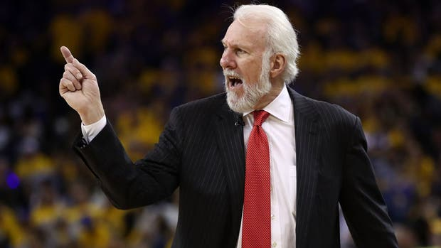 "Abuso de autoridad: Imponentes Warriors castigan a desalmados Spurs"""