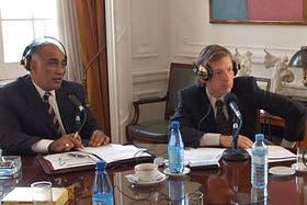 Longobardi y González Oro amagaron con una despedida inminente, tras la venta de Hadad a Cristóbal López
